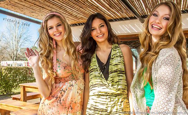 Moda primavera verano 2014 mujer