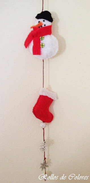 Fieltro Navidad