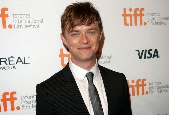 Actor Dane DeHaan Smilling Images