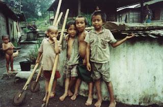 Bali Poverty