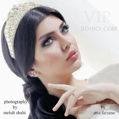 Parvaneh Sabet Iranian modeling - viral infections blog articles