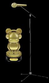 Stardoll Free RDMA Microphone