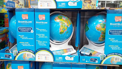 Oregon Scientific Xplore SmartGlobe Infinity Interactive Globe – Updateable, wireless, works with the app