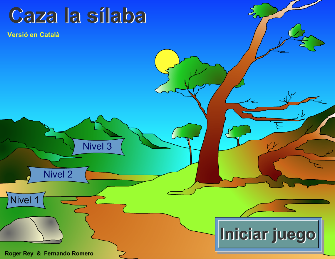 CAZA LA PALABRA