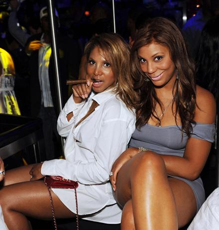 Toni Braxton Sisters Tamar