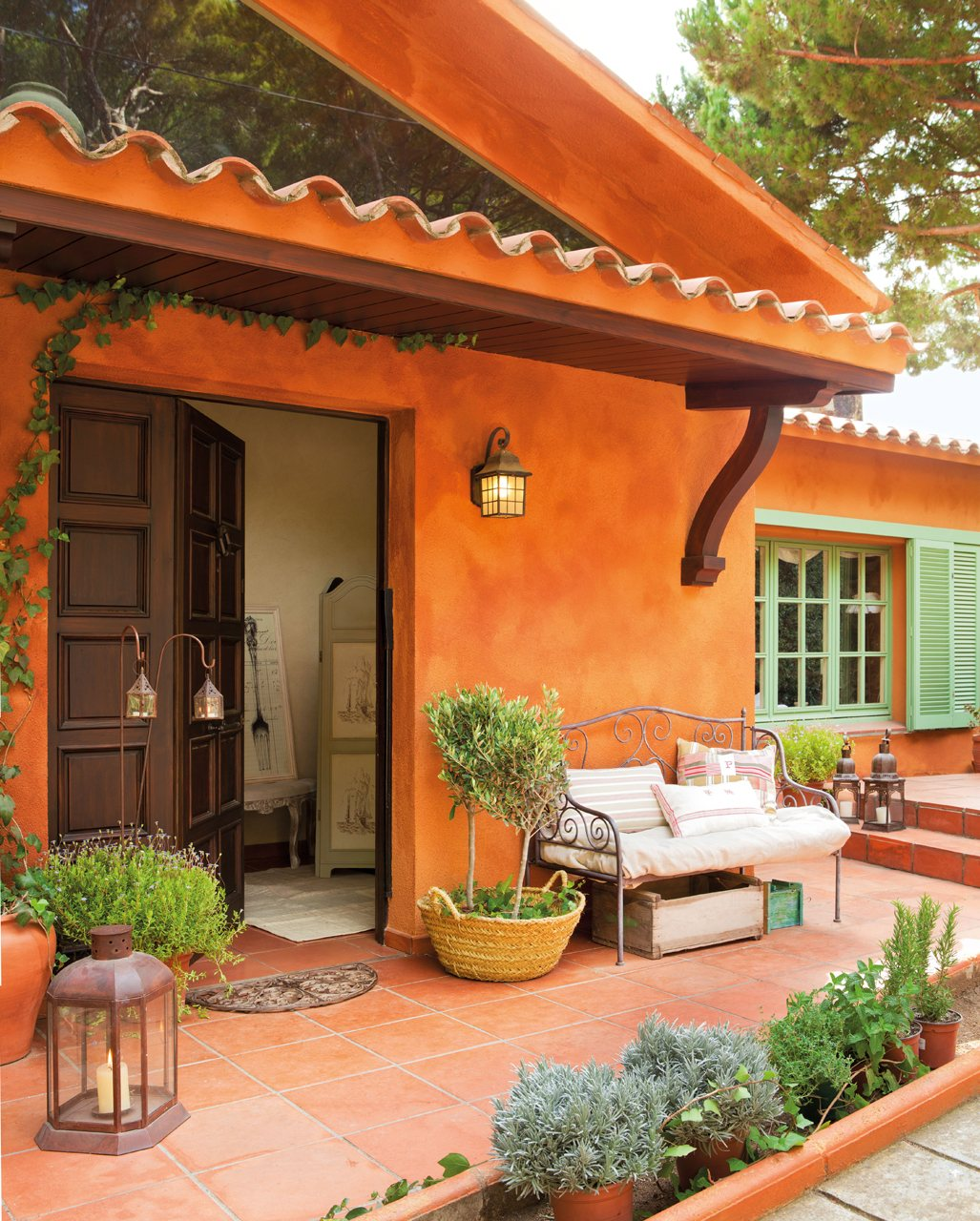 Cosy home provencal style - Casa a colori ...