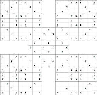 Transformative image throughout printable sudoku samurai