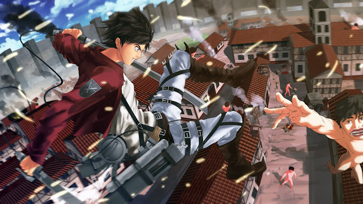 Eren Jaeger / Yeager Attack on Titan