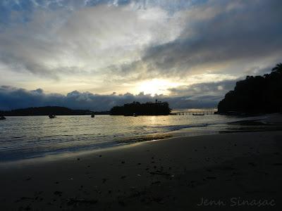 Coiba Island Sunrise