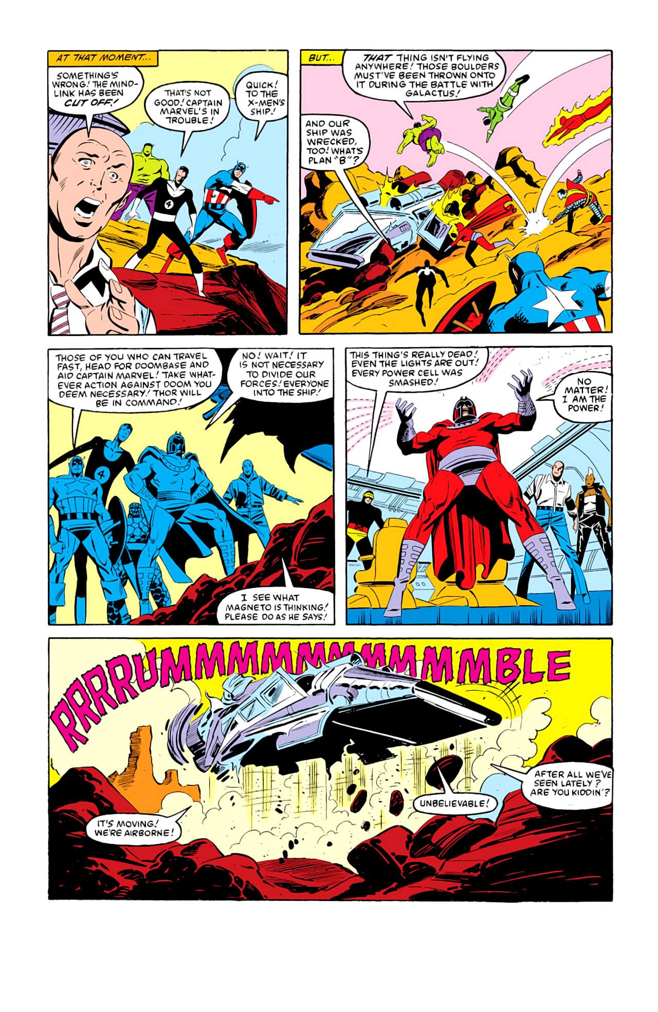 Captain America (1968) Issue #292k #218 - English 8