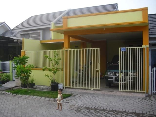 Murah berkualitas design rumah minimalis modern tipe