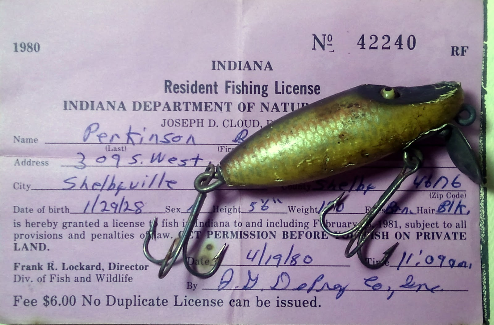 Usa precision angling for Indiana fishing license online