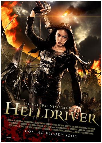 مشاهده فيلم Hell driver 2010