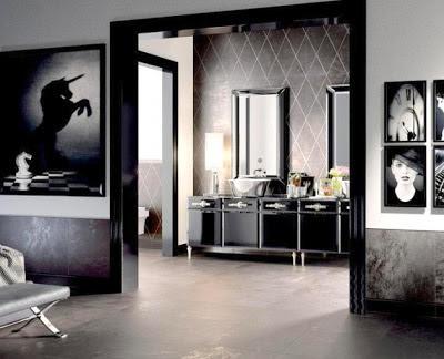 Dise o de ba os de lujo ba os y muebles - Muebles de bano de lujo ...