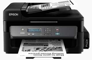 Epson M200 Printer Driver Download