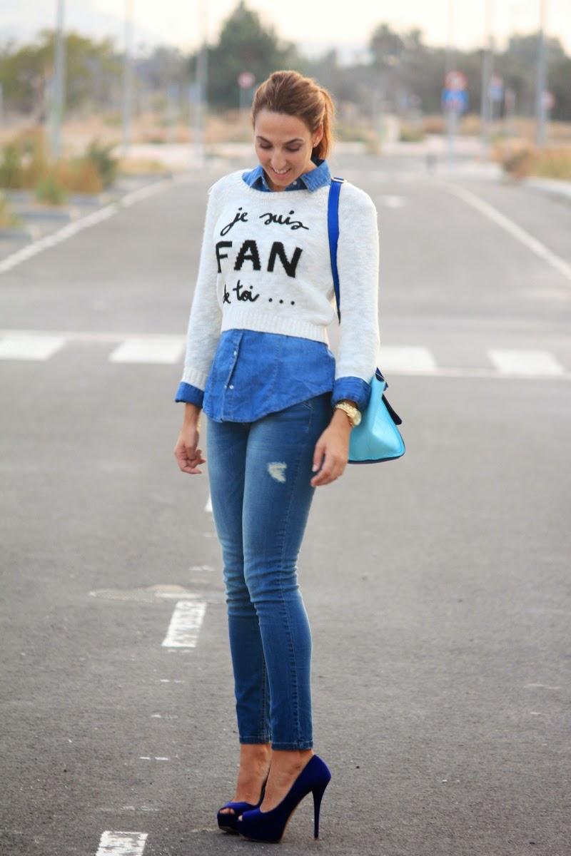 Je suis fan de toi estilo stiletto by leticia p rez - Personal shopper alicante ...
