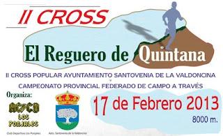 Cross El reguero Quintana de Raneros