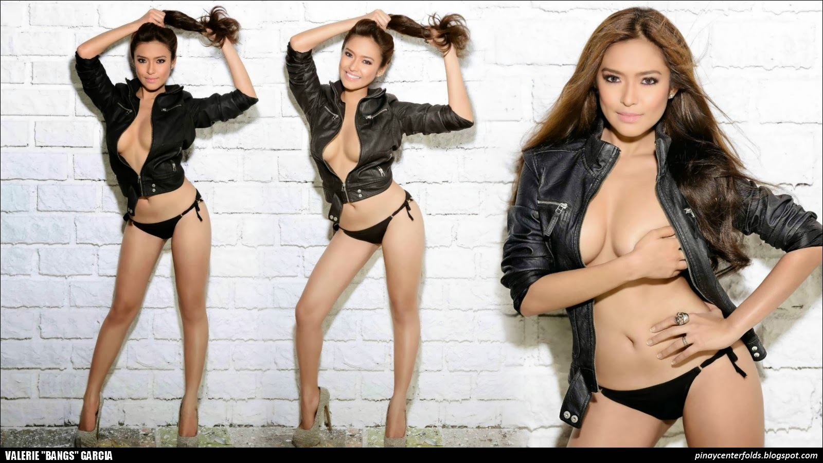 Valerie Bangs Garcia In FHM 2013 1