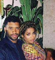 Style Hit of The Week: Russell and Ciara Wilson