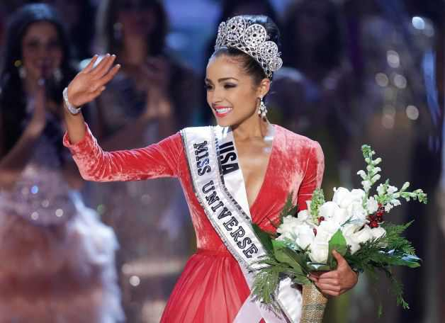 List of winner and final results of Miss Universe 2012
