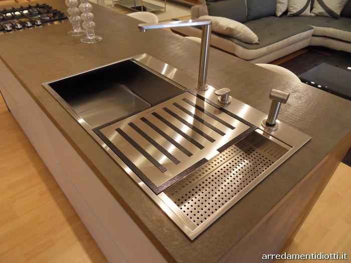 Arredamento moderno lavelli cucina moderni for Accessori per cucina moderna