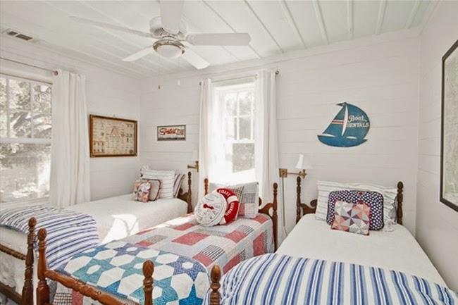 ESTILO RUSTICO: Dormitorios Infantiles Rusticos