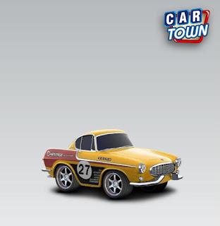 Volvo P1800 S Coupe 1963 Heritage