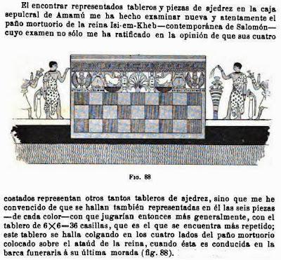 Libro de Josep Brunet i Bellet sobre el origen del ajedrez, página 391