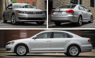 Review Car 2015 Volkswagen Passat
