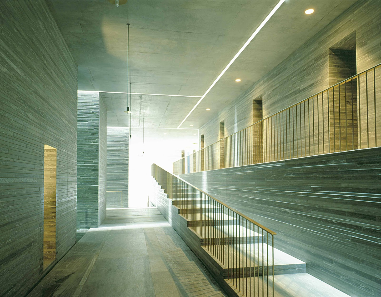 Favori VOID MATTERS: ARCHITECTURE REFERENCES - Therme Vals, by Peter Zumthor CI19
