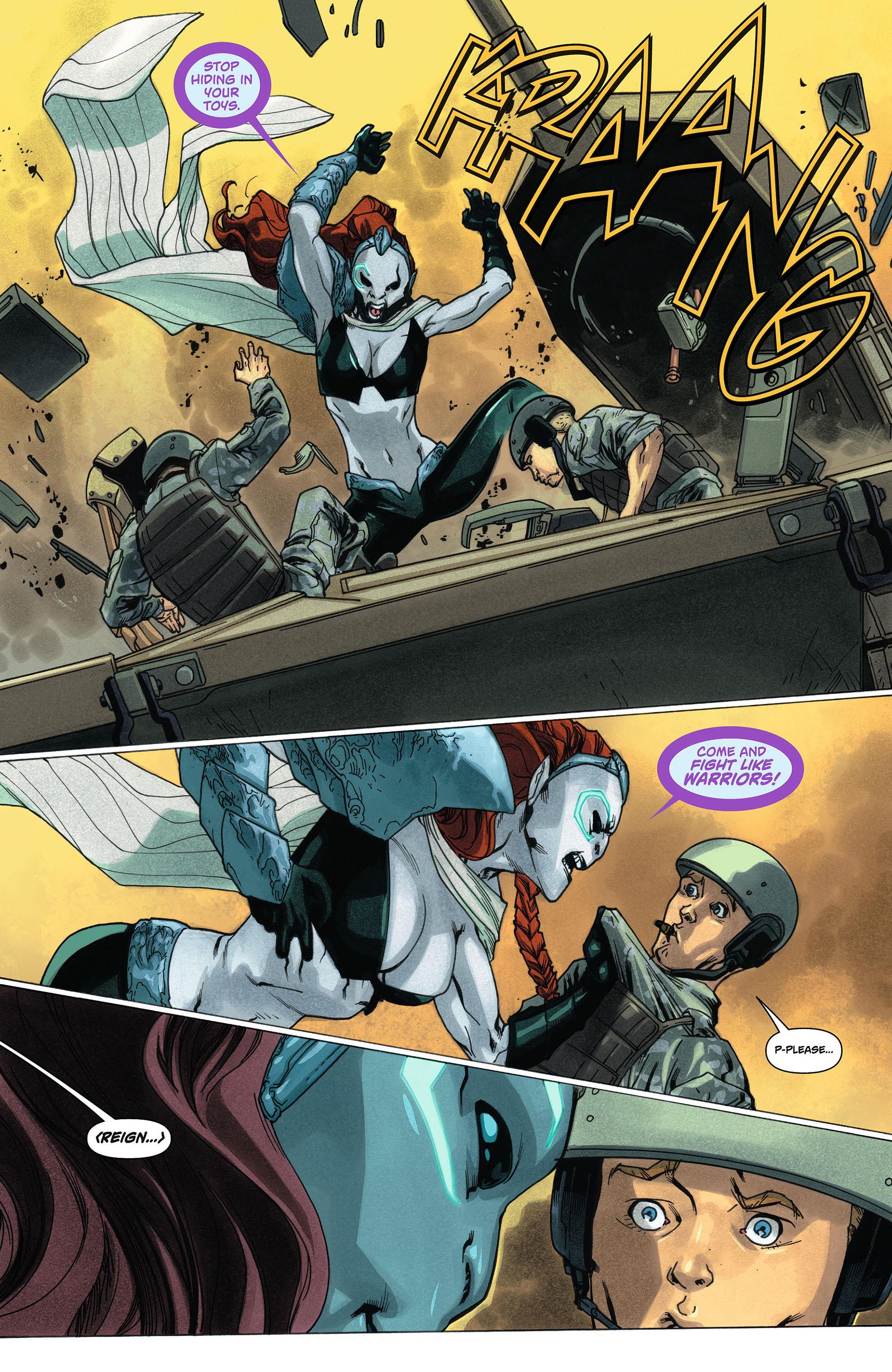 Supergirl (2011) Issue #6 #8 - English 14