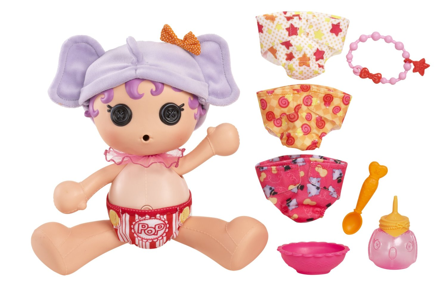 Lalaloopsy Diaper Surprise Dolls Plus Your Chance To Win The