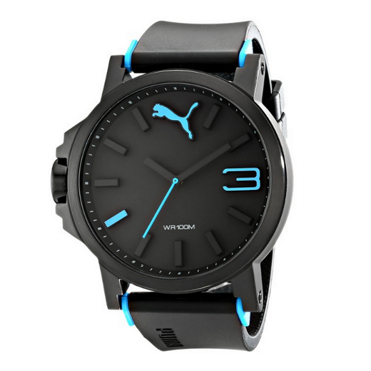 Puma PU102941002 Ultrasize Black Watch - image