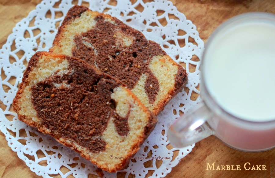 Red Velvet Loaf Cake Recipe