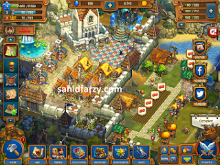 The Tribez & Castlez Cheat  - infinite Gem and Coin Hack