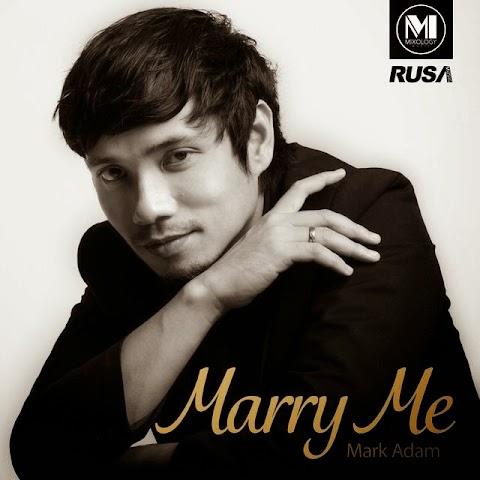 Mark Adam - Marry Me MP3