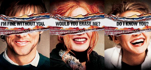 Memory erase movie