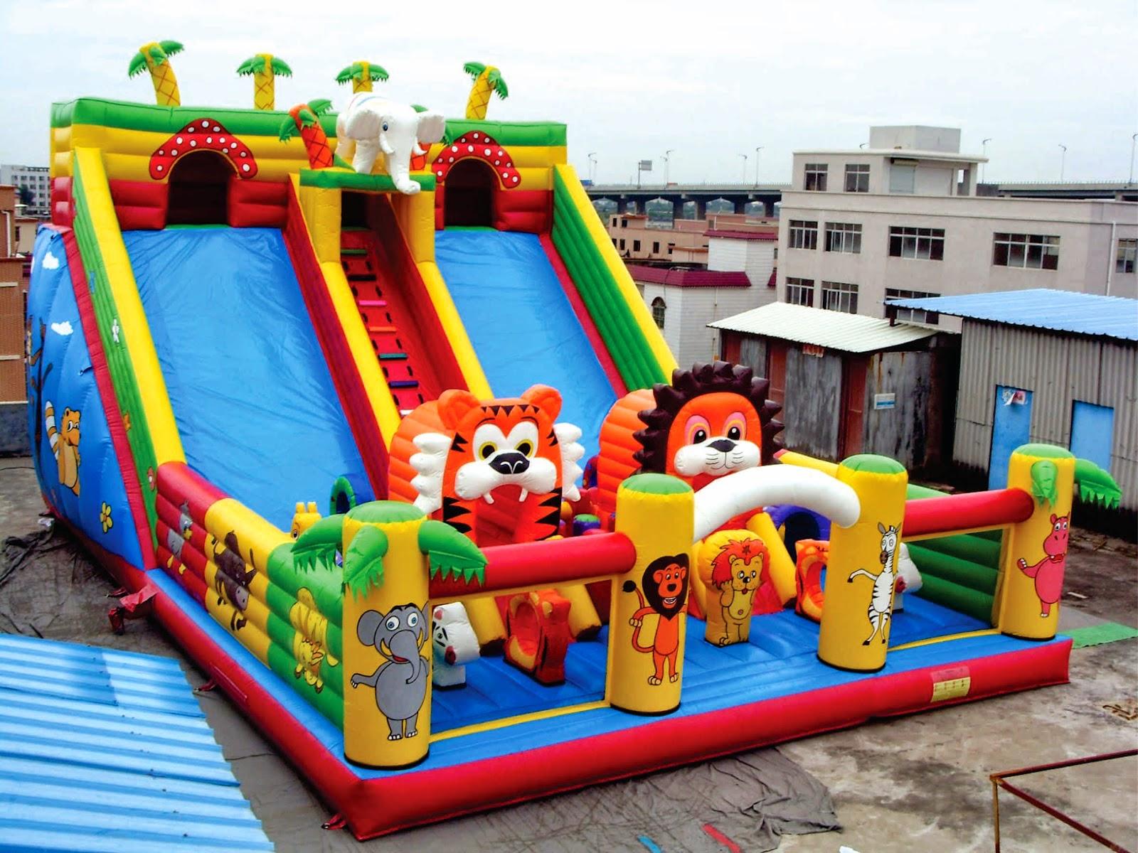 Istana Balon Jual Mainan Anak Rumah Splash Download