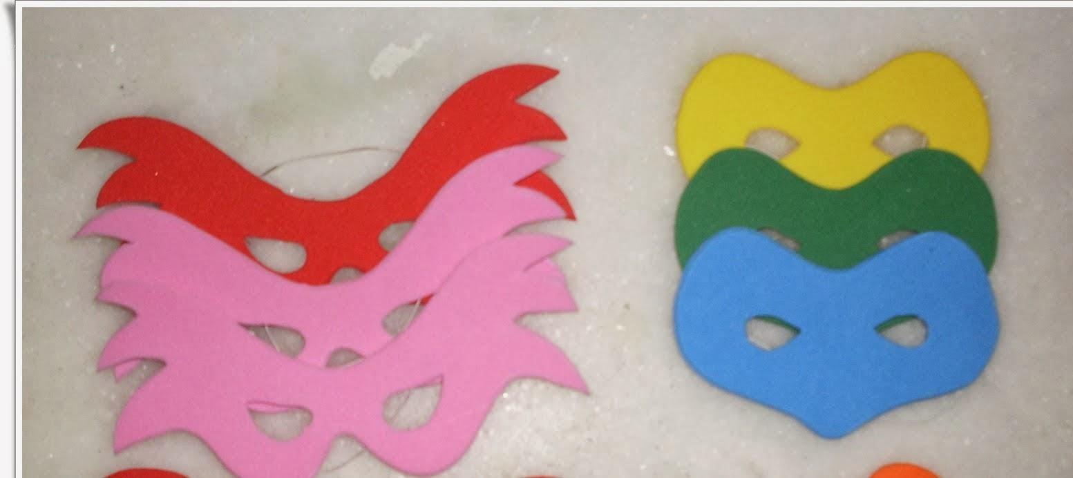 el arte de educar: mÁs de 50 ideas de mascaras para el carnaval