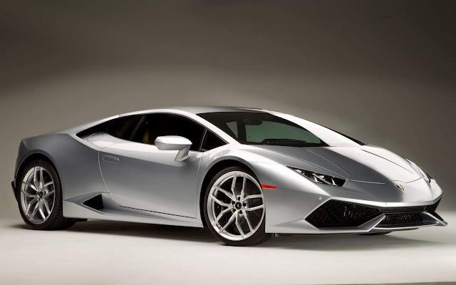 Lamborghini Huracan - prata
