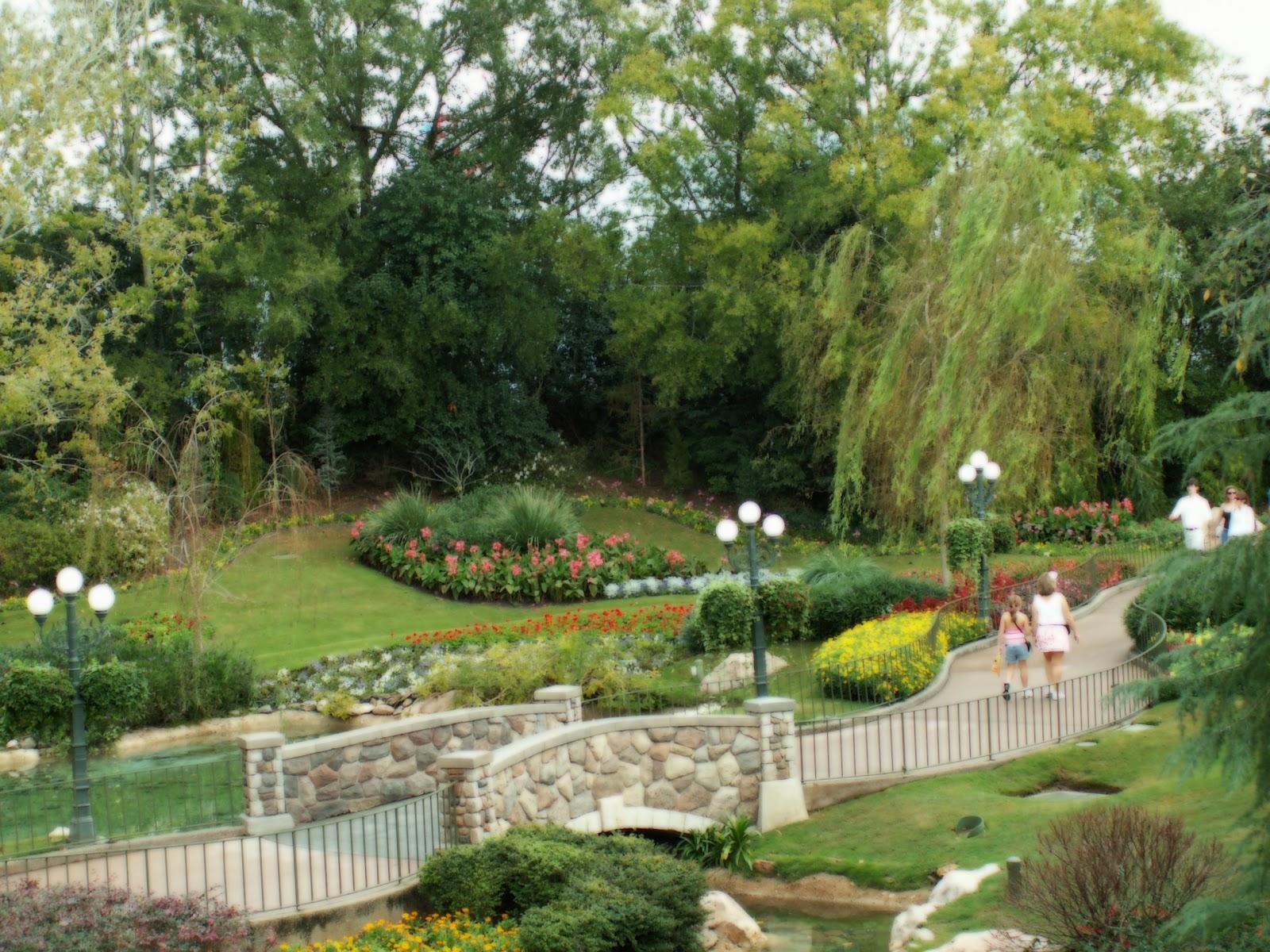 Jardin osvaldo for Mantenimiento de parques y jardines