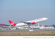 The involved A330300 was the first A330 for Virgin Atlantic and was . (virgin atlantic)