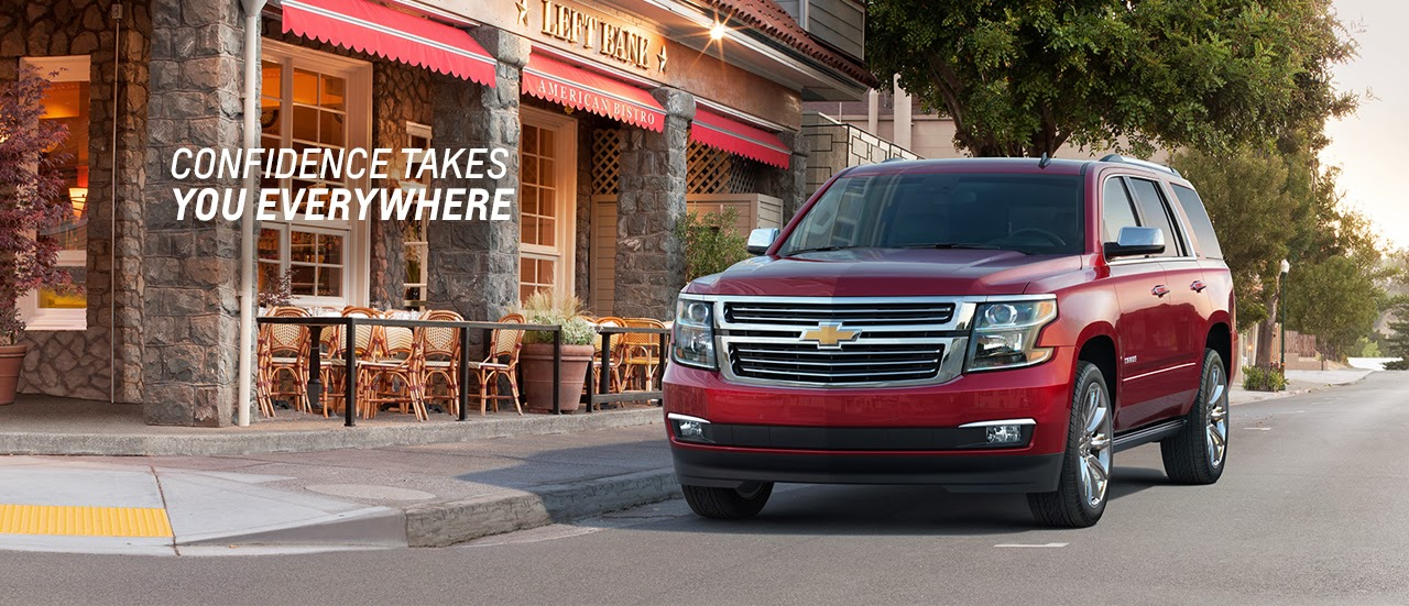 2015 Chevy Tahoe and Suburban Anti-Theft Features