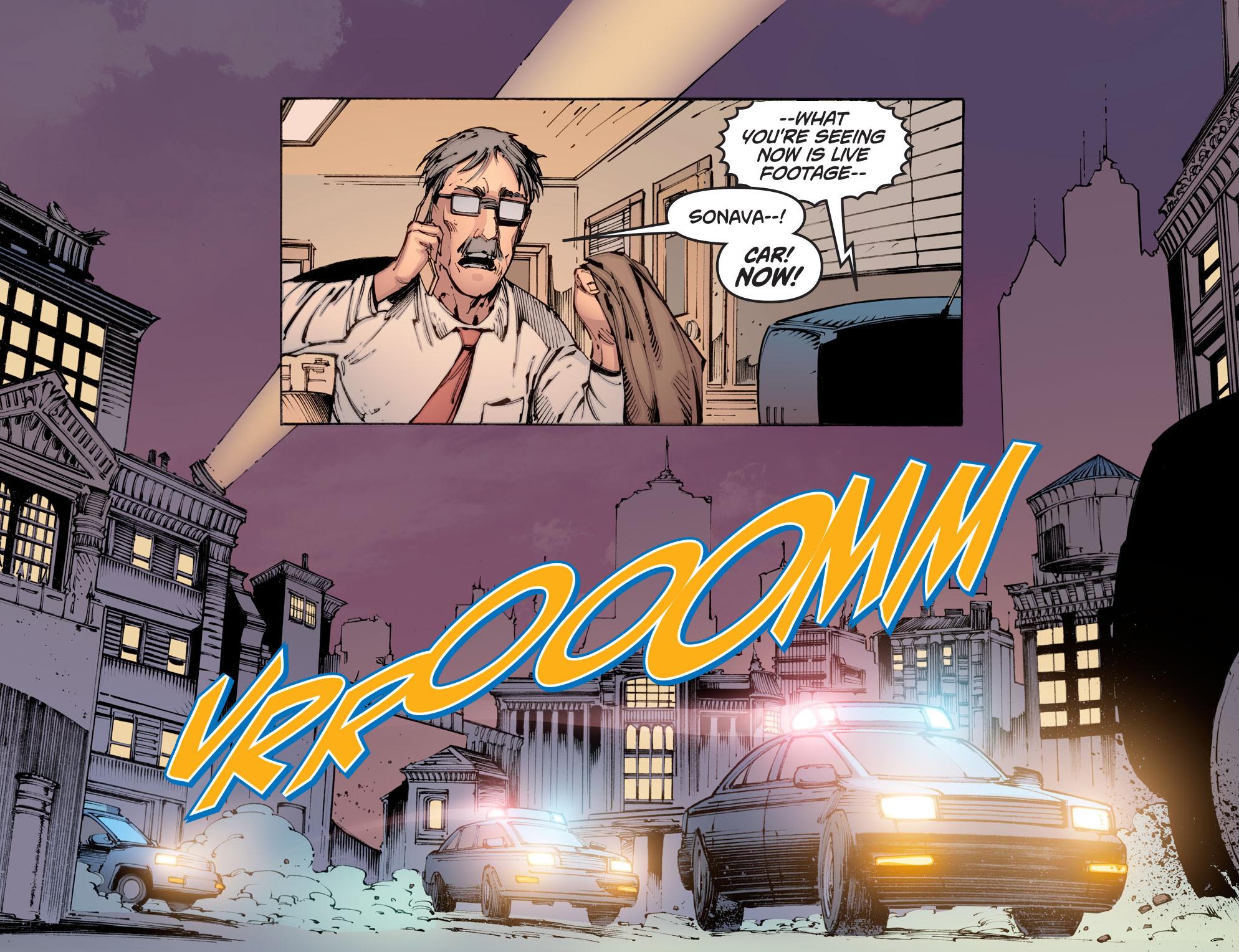 Batman: Arkham Knight [I] Issue #31 #33 - English 5