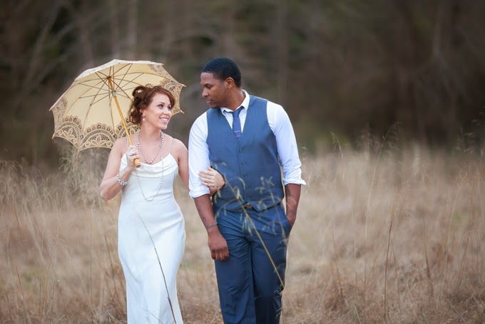 Cape Cod Styled Vintage Wedding Inspiration