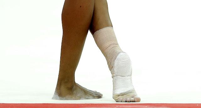 Gabby Douglas Gymnastics