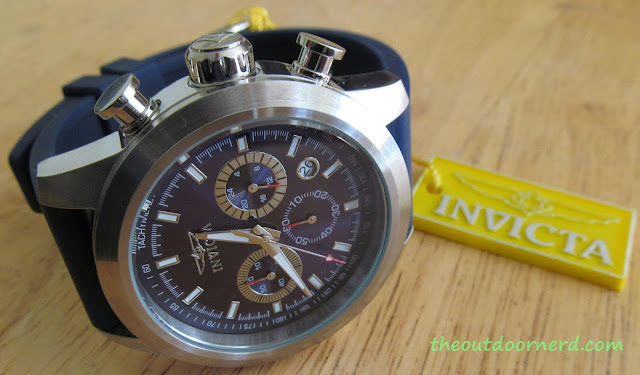 Invicta Men's 15200 Specialty Chronograph Watch - With Tag Front