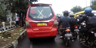 Ijin Trayek Angutan Kota 05 Bandung Dicabut Walikota Bandung