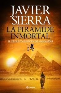 La pirámide inmortal - Portada