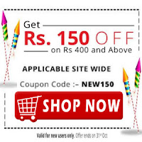 Pepperfry Rs. 150 off on Rs. 400 & 25% Cashback (New Users) : Buytoearn